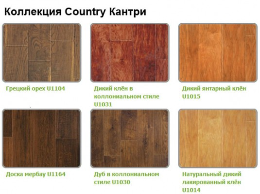 Quick-Step Country ламинат